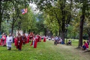 Uroczystości Wniebowzięcia NMP - 18 sierpnia 2019 r. - fot. Andrzej Famielec - Kalwaria 24 IMGP3970