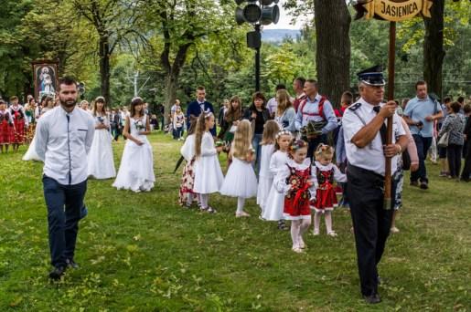 Uroczystości Wniebowzięcia NMP - 18 sierpnia 2019 r. - fot. Andrzej Famielec - Kalwaria 24 IMGP4006