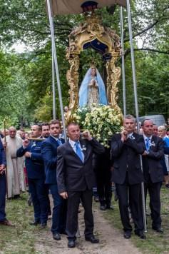Uroczystości Wniebowzięcia NMP - 18 sierpnia 2019 r. - fot. Andrzej Famielec - Kalwaria 24 IMGP4084