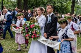 Uroczystości Wniebowzięcia NMP - 18 sierpnia 2019 r. - fot. Andrzej Famielec - Kalwaria 24 IMGP4086
