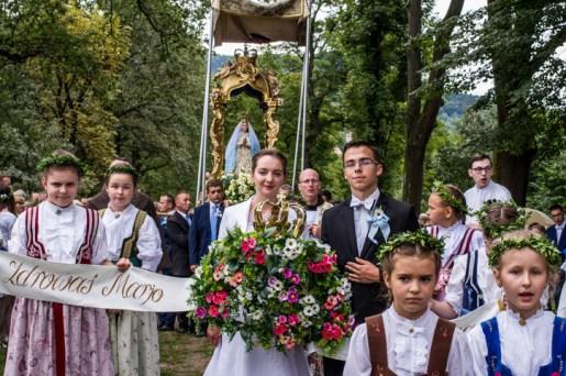 Uroczystości Wniebowzięcia NMP - 18 sierpnia 2019 r. - fot. Andrzej Famielec - Kalwaria 24 IMGP4101