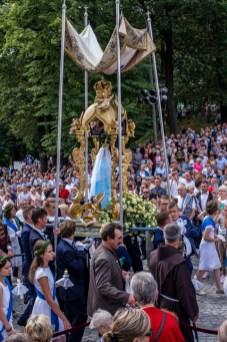 Uroczystości Wniebowzięcia NMP - 18 sierpnia 2019 r. - fot. Andrzej Famielec - Kalwaria 24 IMGP4271