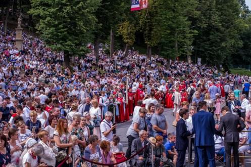 Uroczystości Wniebowzięcia NMP - 18 sierpnia 2019 r. - fot. Andrzej Famielec - Kalwaria 24 IMGP4303