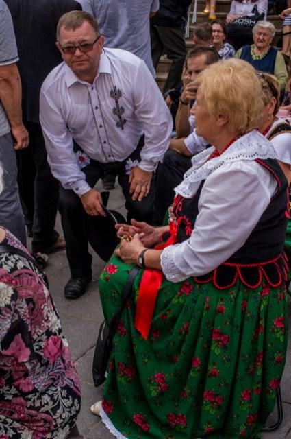 Uroczystości Wniebowzięcia NMP - 18 sierpnia 2019 r. - fot. Andrzej Famielec - Kalwaria 24 IMGP4327