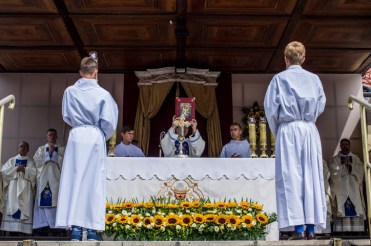 Uroczystości Wniebowzięcia NMP - 18 sierpnia 2019 r. - fot. Andrzej Famielec - Kalwaria 24 IMGP4372