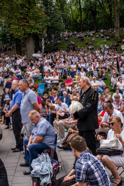Uroczystości Wniebowzięcia NMP - 18 sierpnia 2019 r. - fot. Andrzej Famielec - Kalwaria 24 IMGP4382