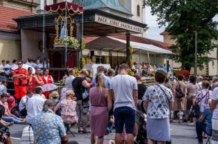 Uroczystości Wniebowzięcia NMP - 18 sierpnia 2019 r. - fot. Andrzej Famielec - Kalwaria 24 IMGP4389