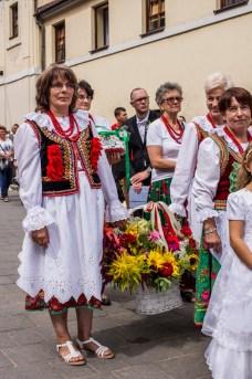 Uroczystości Wniebowzięcia NMP - 18 sierpnia 2019 r. - fot. Andrzej Famielec - Kalwaria 24 IMGP4414