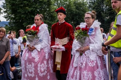 Uroczystości Wniebowzięcia NMP - 18 sierpnia 2019 r. - fot. Andrzej Famielec - Kalwaria 24 IMGP4418