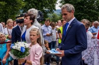 Uroczystości Wniebowzięcia NMP - 18 sierpnia 2019 r. - fot. Andrzej Famielec - Kalwaria 24 IMGP4427