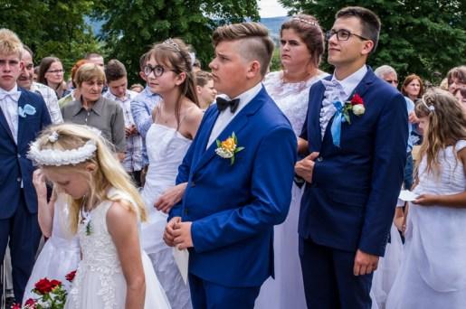 Uroczystości Wniebowzięcia NMP - 18 sierpnia 2019 r. - fot. Andrzej Famielec - Kalwaria 24 IMGP4434