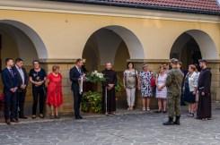 Uroczystości przeddzień 75. rocznicy Powstania Warszawskiego - 31 lipca 2019 r. Kalwaria Zebrzydowska IMGP2238