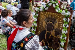Uroczystości zaśnięcia NMP - Kalwaria Zebrzydowska - 16 sierpnia 2019 r. - fot. Andrzej Famielec - Kalwaria 24 IMGP3166