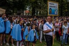 Uroczystości zaśnięcia NMP - Kalwaria Zebrzydowska - 16 sierpnia 2019 r. - fot. Andrzej Famielec - Kalwaria 24 IMGP3178