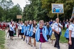 Uroczystości zaśnięcia NMP - Kalwaria Zebrzydowska - 16 sierpnia 2019 r. - fot. Andrzej Famielec - Kalwaria 24 IMGP3217