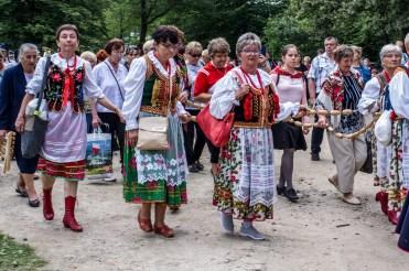 Uroczystości zaśnięcia NMP - Kalwaria Zebrzydowska - 16 sierpnia 2019 r. - fot. Andrzej Famielec - Kalwaria 24 IMGP3222