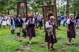 Uroczystości zaśnięcia NMP - Kalwaria Zebrzydowska - 16 sierpnia 2019 r. - fot. Andrzej Famielec - Kalwaria 24 IMGP3244