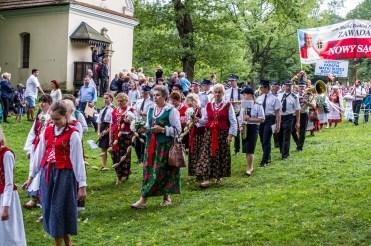 Uroczystości zaśnięcia NMP - Kalwaria Zebrzydowska - 16 sierpnia 2019 r. - fot. Andrzej Famielec - Kalwaria 24 IMGP3254