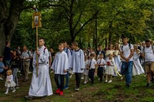 Uroczystości zaśnięcia NMP - Kalwaria Zebrzydowska - 16 sierpnia 2019 r. - fot. Andrzej Famielec - Kalwaria 24 IMGP3282