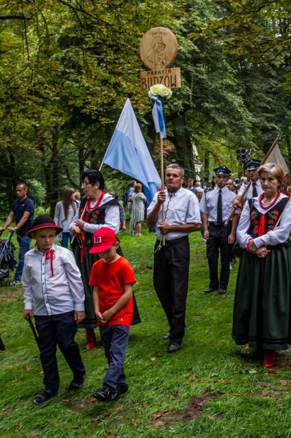 Uroczystości zaśnięcia NMP - Kalwaria Zebrzydowska - 16 sierpnia 2019 r. - fot. Andrzej Famielec - Kalwaria 24 IMGP3287