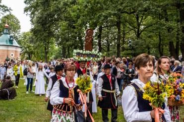 Uroczystości zaśnięcia NMP - Kalwaria Zebrzydowska - 16 sierpnia 2019 r. - fot. Andrzej Famielec - Kalwaria 24 IMGP3343