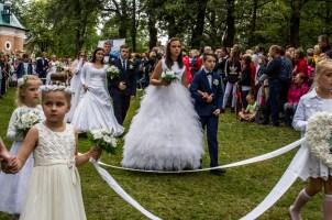 Uroczystości zaśnięcia NMP - Kalwaria Zebrzydowska - 16 sierpnia 2019 r. - fot. Andrzej Famielec - Kalwaria 24 IMGP3355