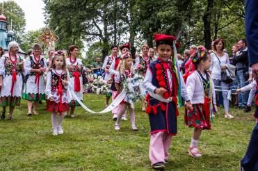 Uroczystości zaśnięcia NMP - Kalwaria Zebrzydowska - 16 sierpnia 2019 r. - fot. Andrzej Famielec - Kalwaria 24 IMGP3359