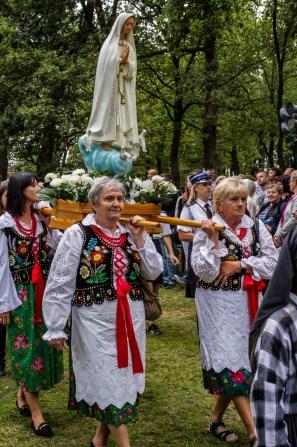 Uroczystości zaśnięcia NMP - Kalwaria Zebrzydowska - 16 sierpnia 2019 r. - fot. Andrzej Famielec - Kalwaria 24 IMGP3363