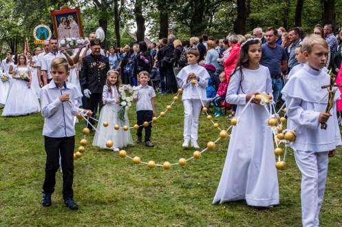 Uroczystości zaśnięcia NMP - Kalwaria Zebrzydowska - 16 sierpnia 2019 r. - fot. Andrzej Famielec - Kalwaria 24 IMGP3368