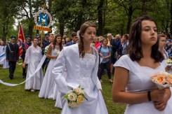 Uroczystości zaśnięcia NMP - Kalwaria Zebrzydowska - 16 sierpnia 2019 r. - fot. Andrzej Famielec - Kalwaria 24 IMGP3371