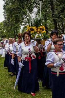 Uroczystości zaśnięcia NMP - Kalwaria Zebrzydowska - 16 sierpnia 2019 r. - fot. Andrzej Famielec - Kalwaria 24 IMGP3388