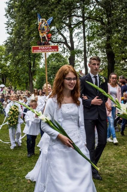 Uroczystości zaśnięcia NMP - Kalwaria Zebrzydowska - 16 sierpnia 2019 r. - fot. Andrzej Famielec - Kalwaria 24 IMGP3395