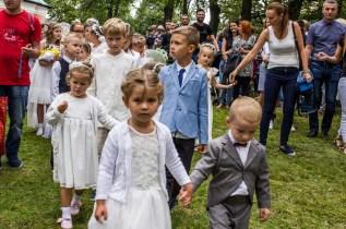 Uroczystości zaśnięcia NMP - Kalwaria Zebrzydowska - 16 sierpnia 2019 r. - fot. Andrzej Famielec - Kalwaria 24 IMGP3404