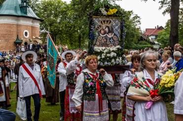 Uroczystości zaśnięcia NMP - Kalwaria Zebrzydowska - 16 sierpnia 2019 r. - fot. Andrzej Famielec - Kalwaria 24 IMGP3422