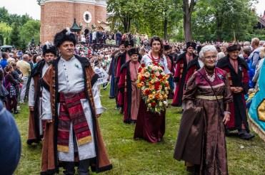 Uroczystości zaśnięcia NMP - Kalwaria Zebrzydowska - 16 sierpnia 2019 r. - fot. Andrzej Famielec - Kalwaria 24 IMGP3423