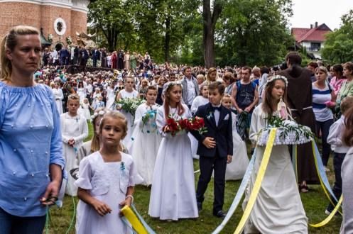 Uroczystości zaśnięcia NMP - Kalwaria Zebrzydowska - 16 sierpnia 2019 r. - fot. Andrzej Famielec - Kalwaria 24 IMGP3427