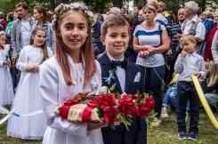 Uroczystości zaśnięcia NMP - Kalwaria Zebrzydowska - 16 sierpnia 2019 r. - fot. Andrzej Famielec - Kalwaria 24 IMGP3428