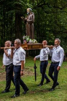 Uroczystości zaśnięcia NMP - Kalwaria Zebrzydowska - 16 sierpnia 2019 r. - fot. Andrzej Famielec - Kalwaria 24 IMGP3501