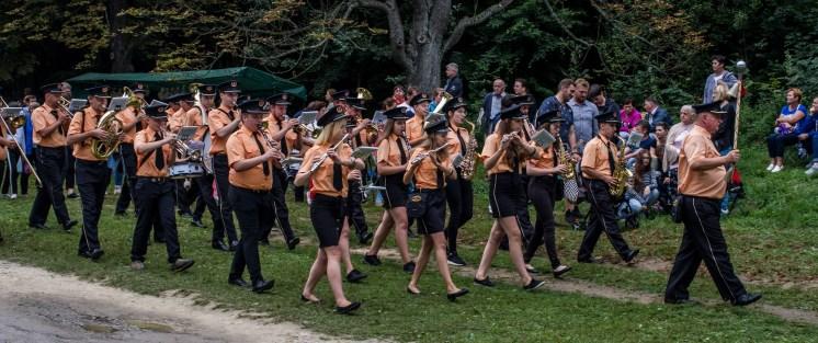 Uroczystości zaśnięcia NMP - Kalwaria Zebrzydowska - 16 sierpnia 2019 r. - fot. Andrzej Famielec - Kalwaria 24 IMGP3534