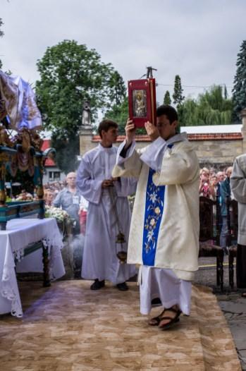 Uroczystości zaśnięcia NMP - Kalwaria Zebrzydowska - 16 sierpnia 2019 r. - fot. Andrzej Famielec - Kalwaria 24 IMGP3632