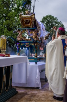 Uroczystości zaśnięcia NMP - Kalwaria Zebrzydowska - 16 sierpnia 2019 r. - fot. Andrzej Famielec - Kalwaria 24 IMGP3645