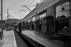 Wizyta pociągu retro w Kalwarii Zebrzydowskiej - 26 sierpnia 2019 r. - fot. Andrzej Famielec - Kalwaria 24 IMGP5143