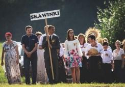 Dożynki gminy Lanckorona - 1 września 2019 r. Skawinki - fot. Artur Brocki | Kalwaria 24