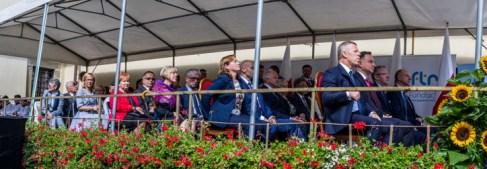 Pielgrzymka Rodzin Archidiecezji Krakowskiej do Sanktuarium Kalwaryjskiego - 8 września 2019 r. - fot. Andrzej Famielec - Kalwaria 24 IMGP6085-Pano