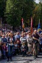 Pielgrzymka Rodzin Archidiecezji Krakowskiej do Sanktuarium Kalwaryjskiego - 8 września 2019 r. - fot. Andrzej Famielec - Kalwaria 24 IMGP6099
