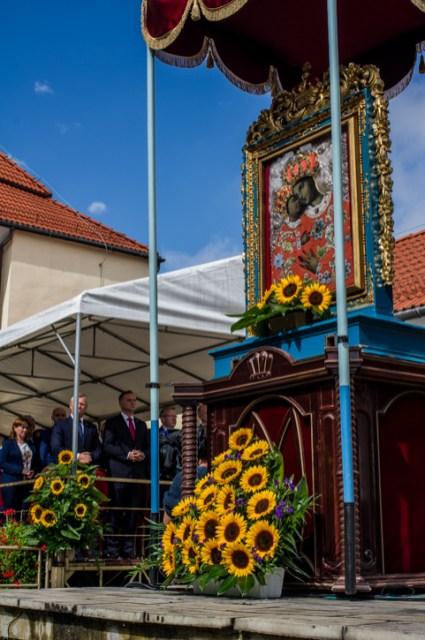 Pielgrzymka Rodzin Archidiecezji Krakowskiej do Sanktuarium Kalwaryjskiego - 8 września 2019 r. - fot. Andrzej Famielec - Kalwaria 24 IMGP6155