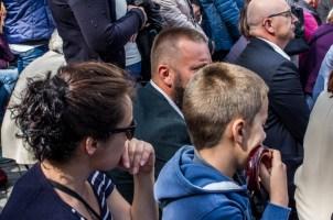Pielgrzymka Rodzin Archidiecezji Krakowskiej do Sanktuarium Kalwaryjskiego - 8 września 2019 r. - fot. Andrzej Famielec - Kalwaria 24 IMGP6202