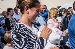 Pielgrzymka Rodzin Archidiecezji Krakowskiej do Sanktuarium Kalwaryjskiego - 8 września 2019 r. - fot. Andrzej Famielec - Kalwaria 24 IMGP6210