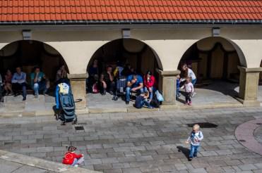 Pielgrzymka Rodzin Archidiecezji Krakowskiej do Sanktuarium Kalwaryjskiego - 8 września 2019 r. - fot. Andrzej Famielec - Kalwaria 24 IMGP6260