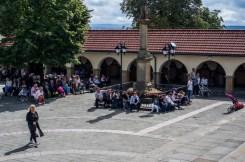 Pielgrzymka Rodzin Archidiecezji Krakowskiej do Sanktuarium Kalwaryjskiego - 8 września 2019 r. - fot. Andrzej Famielec - Kalwaria 24 IMGP6261